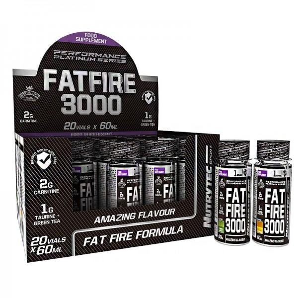 Nutrytec Performance Paltinum Series Fatfire 3000 60ml