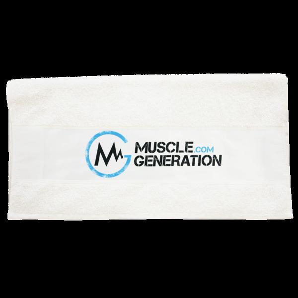 Musclegeneration White Towel