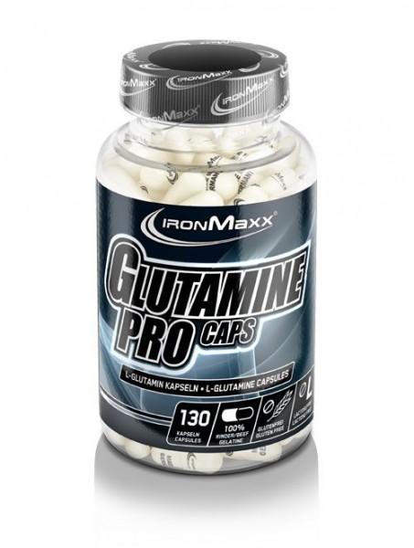 Ironmaxx Glutamin Pro 130 Kapseln