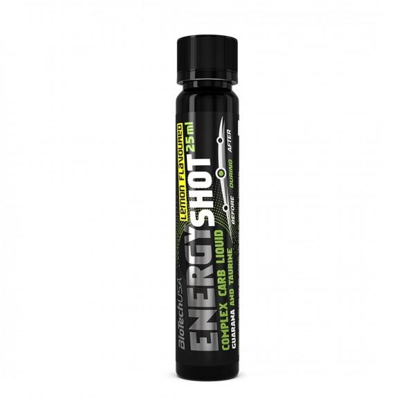 BioTech Energy Shot 25 ml Lemon