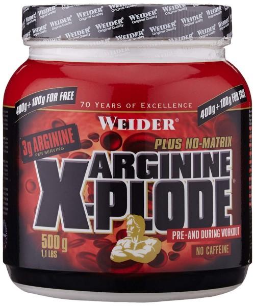 Weider Arginine X-Plode Exotic Fruits 500g