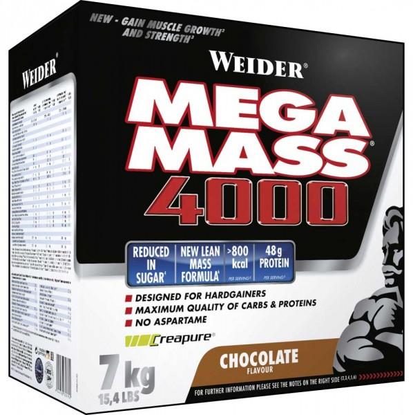 Weider Mega Mass4000 7000g