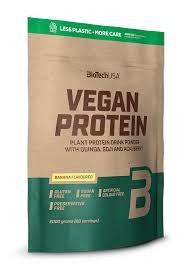 BioTechUSA Vegan Protein 2000g