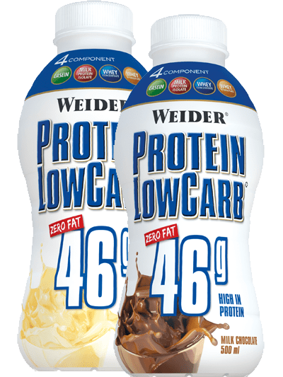 Weider Protein Low Carb 500ml