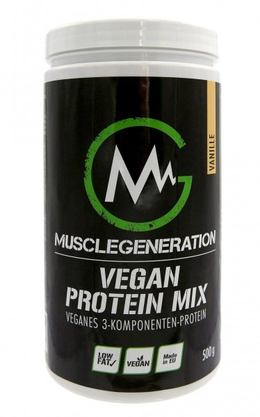 Musclegeneration Vegan Protein Mix 500g