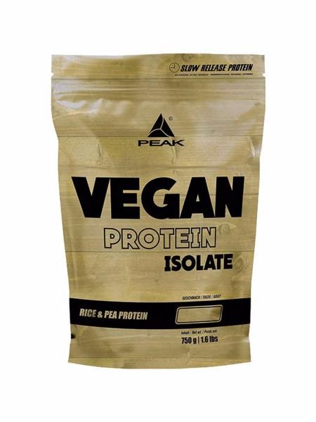 Peak Vegan Protein 750g