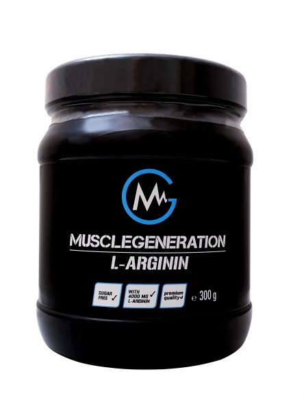 Musclegeneration L-Arginin 300g