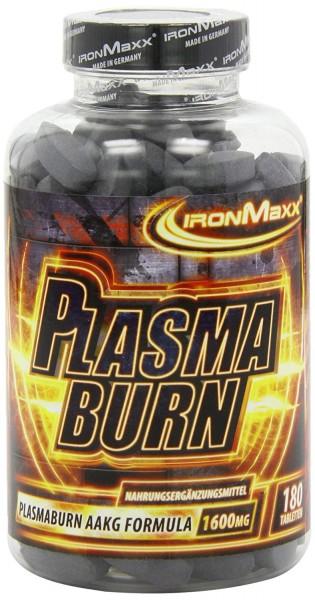 Ironmaxx Plasma Burn 180 Tabletten