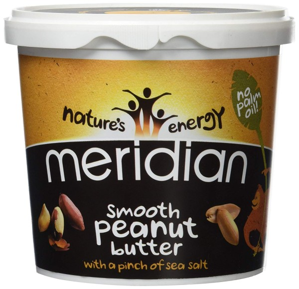 Meridian Foods Peanut Butter 1000 g