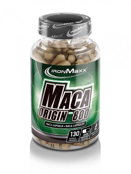 IronMaxx Maca Origin 800 130 Kapseln