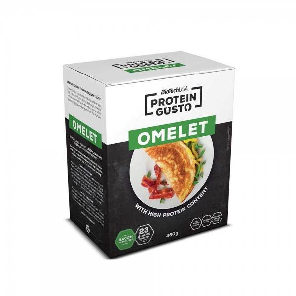 BioTech USA Protein Gusto Omelet 480g