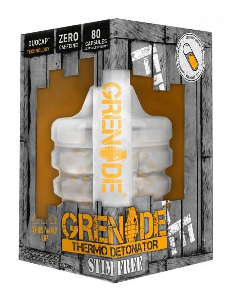 Grenade Thermo Detonator Stim Free 80 Kapseln
