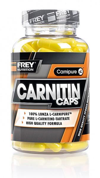 Frey Nutrition Carnitin 120 Kapseln