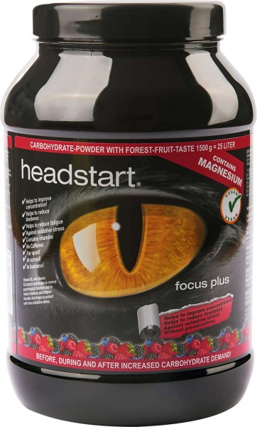 Headstart Focus Plus 1500g