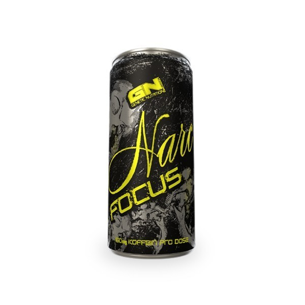 GN Laboratories Narc Focus Energy Drink 250ml