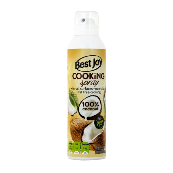Best Joy Cooking Spray 100% Coconut 201g