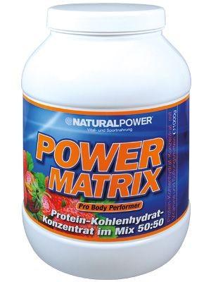Natural Power 50+ Power Matrix 1000g