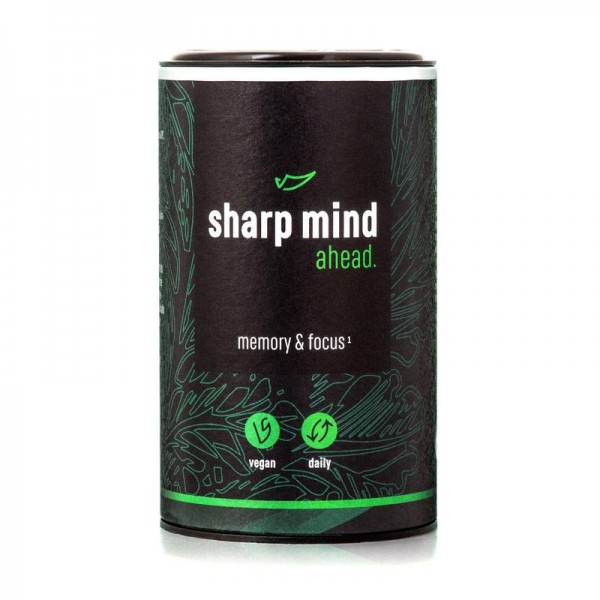 Ahead sharp mind memory & focus 90 Kaspeln