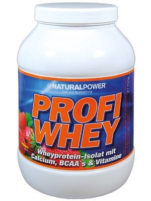 Natural Power Profi Whey Protein 750g