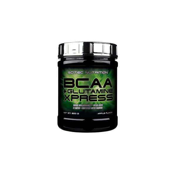 Scitec Nutrition BCAA+ Glutamine Xpress 300g