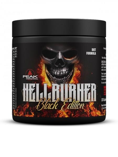 Peak Hellburner Black Edition 120 Kapseln