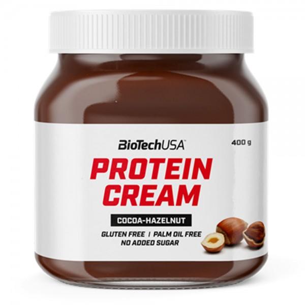 BioTechUSA Protein Cream Kakao-Haselnuss