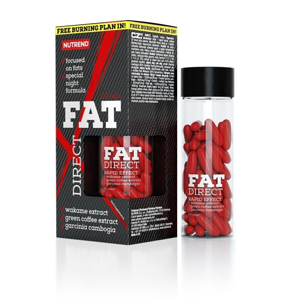 Nutrend Fat Direct 60 Kapseln
