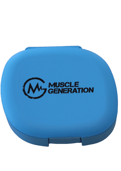 Musclegeneration Pillenbox