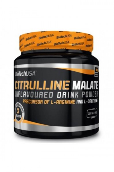 BioTech USA Citrulline Malate Powder Neutral 300g