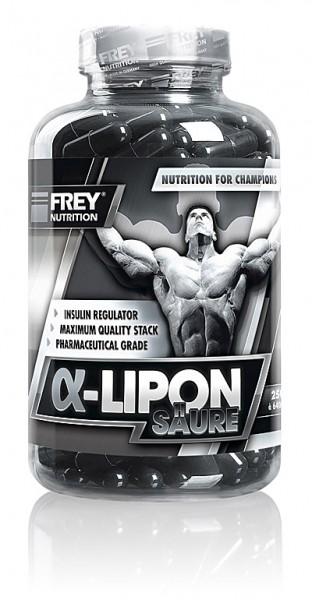 Frey Nutrition Alpha-Liponsäure 250 Kapseln