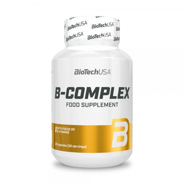 Biotech Vitamin B-Complex 60 Tabletten