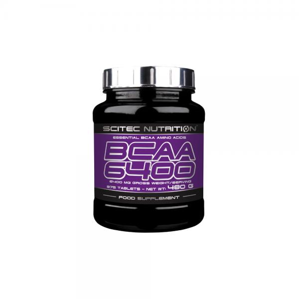 Scitec Nutrition BCAA 6400 375 Tabletten