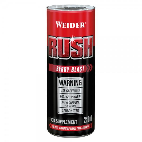 Weider Rush Drink 250 ml