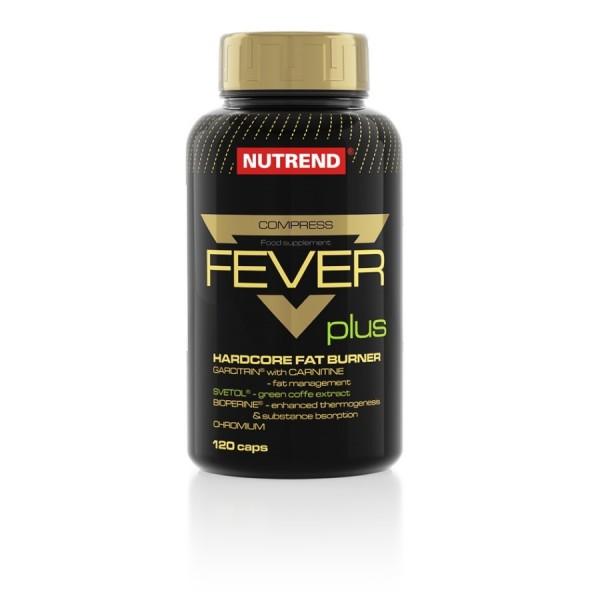 Nutrend Compress Fever Plus 120 Kapseln