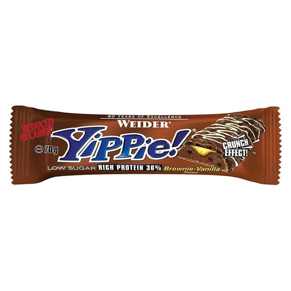 Weider Yippie! Protein Bar