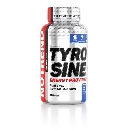 Nutrend Tyrosine 120 Kapseln