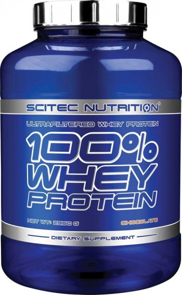 Scitec Nutrition 100 % Whey Protein 2350g