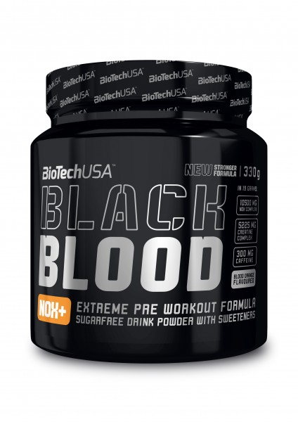 Biotech USA Black Blood NOX+ 330g