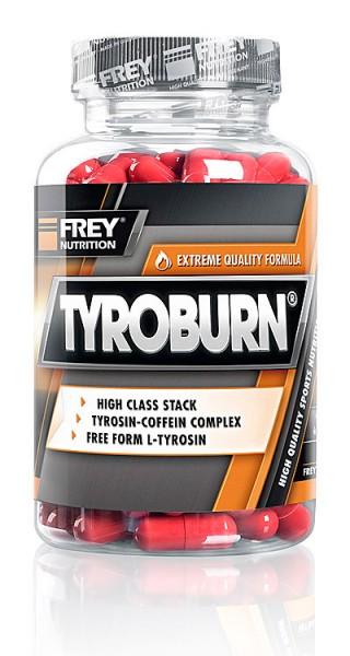 Frey Nutrition Tyroburn 90 Kapseln