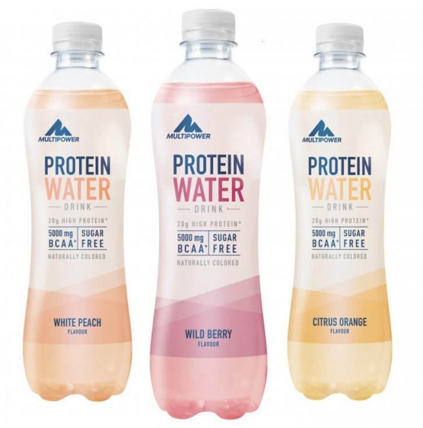 Multipower Protein Water 500ml