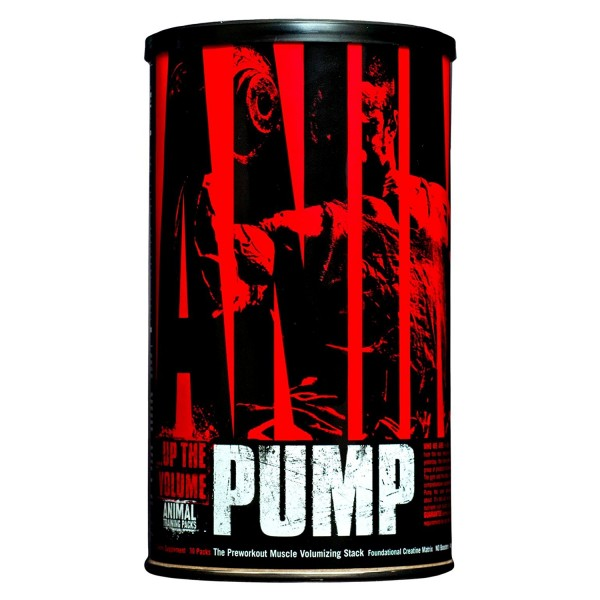 Universal Nutrition Animal Pump 30 Packungen