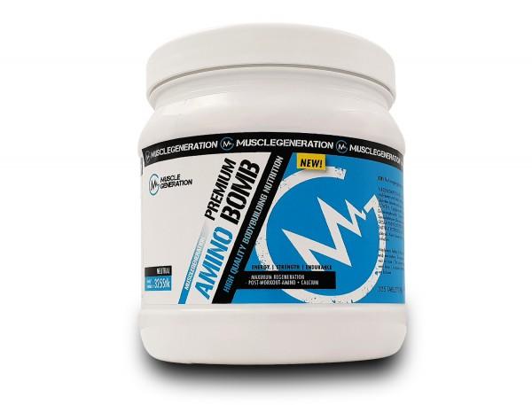 Musclegeneration Amino Bomb 325 Tabletten