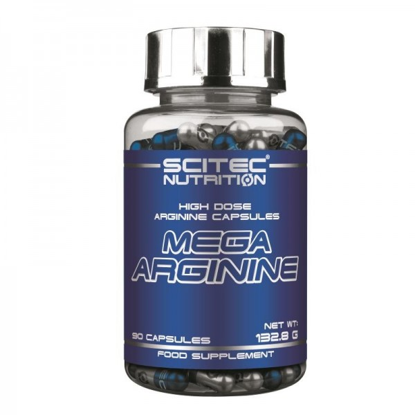 Scitec Nutrition Mega Arginine 90 Kapseln