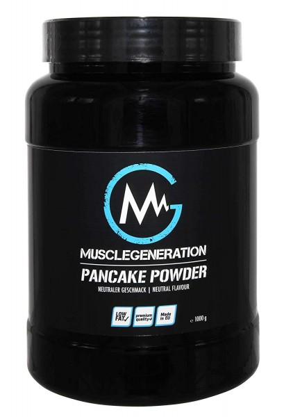 Musclegeneration Pancake Powder Neutral 1000g