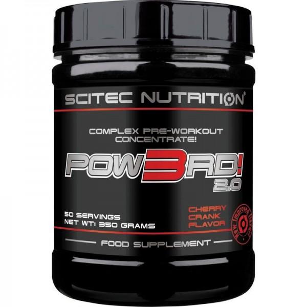 Scitec Nutrition Pow3rd 350g