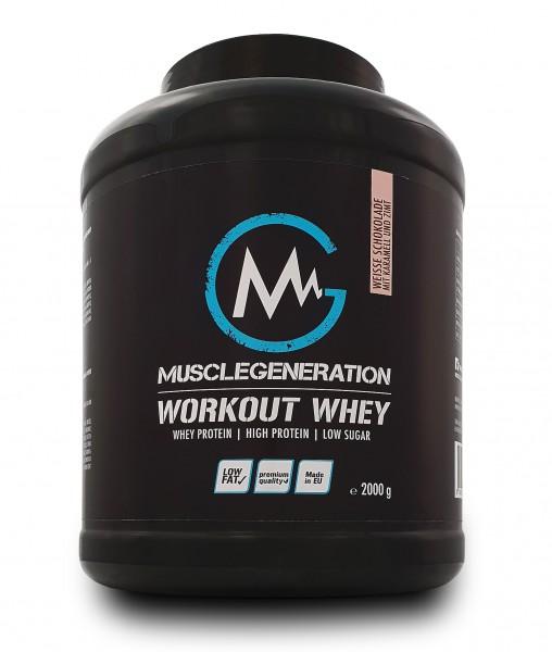 Musclegeneration Workout Whey 2000g