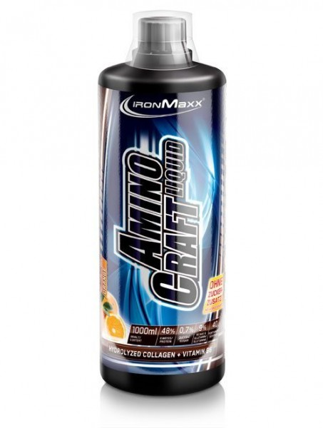 Ironmaxx Aminocraft Liquid 1000ml