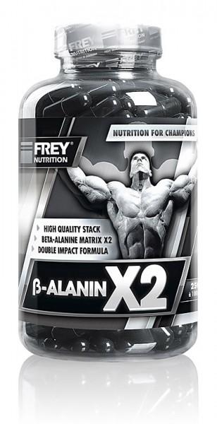 Frey Nutrition Beta Alanin X2 250 Kapseln