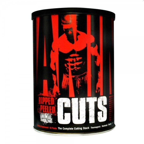 Universal Nutrition Animal Cuts 42 Packungen