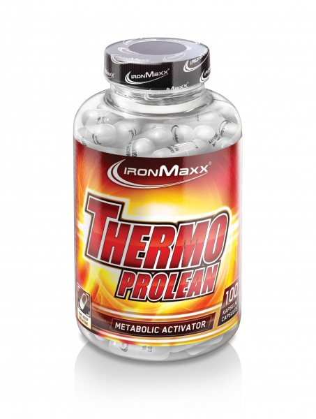 Ironmaxx Thermo Prolean 100 Kapseln